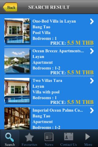 Phuket Property- screenshot