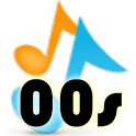 00′s Fun Music Game Lite logo