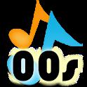 00′s Fun Music Game Lite logo