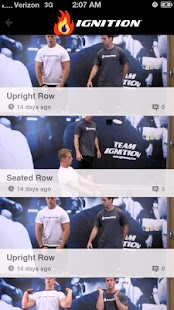 Ignition Challenger Band - screenshot thumbnail