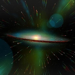 Starfield 3D 2 Live Wallpaper Gratis