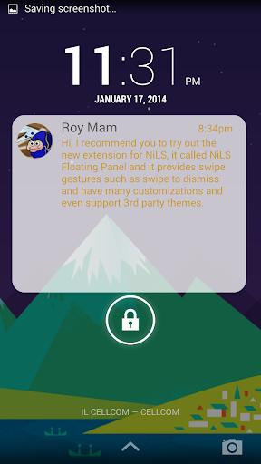 【免費個人化App】NiLS Theme - Circle Light-APP點子