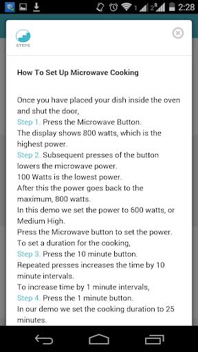 玩教育App Showhow2 for Samsung MW73AD免費 APP試玩