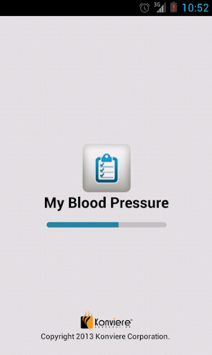 My Blood Pressure
