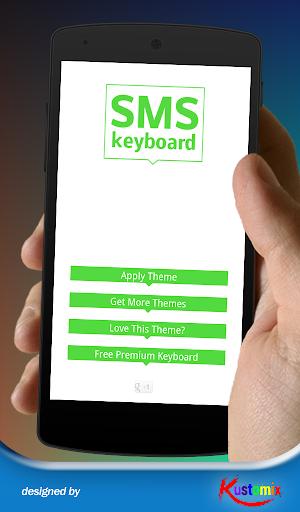 SMS Theme Keyboard