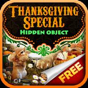 Hidden Object Thanksgiving