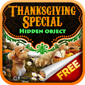 Hidden Object Thanksgiving