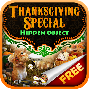 Hidden Object Thanksgiving for PC and MAC