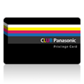Panasonic Membership Card