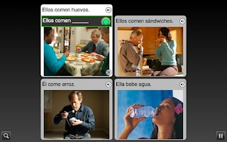 Screenshot of Learn Languages: Rosetta Stone