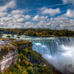 Niagara by Victor Martin - Landscapes Waterscapes ( water, waterscape, waterfall, niagara, ny, Free, Freedom, Inspire, Inspiring, Inspirational, Emotion,  )