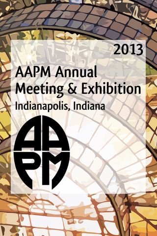 2013 AAPM Annual Meeting