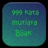 999 Kata Mutiara Bijak