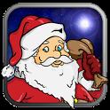 Santa Live Wallpaper icon