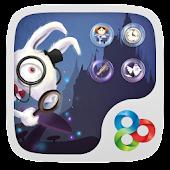 (FREE)Alice GO Launcher Theme