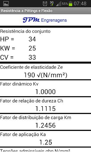 【免費生產應用App】Calculo engrenagem potencia-APP點子