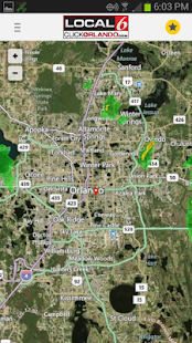 WKMG Local 6 Storm Tracking - screenshot thumbnail