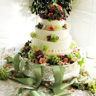Wedding Cake Course Desserts Dish Equipment Oven