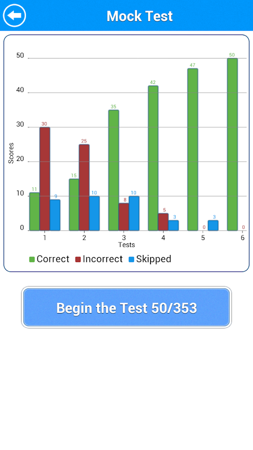 CDL Test - screenshot