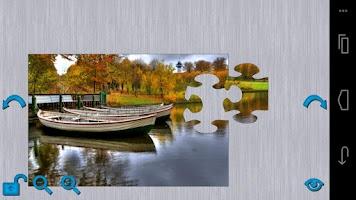 Screenshot of Gr8 Puzzle HD vol.3
