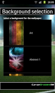 Demo Live Soccer Wallpaper screenshot 6