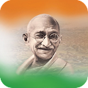 Gandhi Inspirational Quotes logo