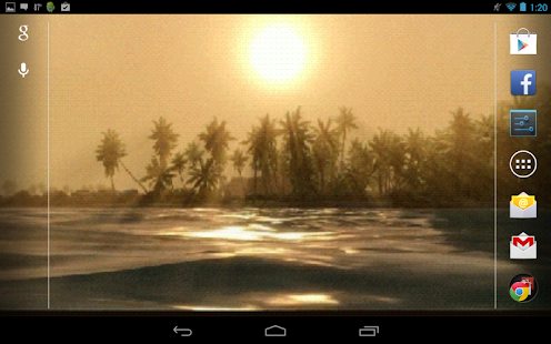 Island Live Wallpaper- screenshot thumbnail
