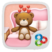 Teddy GO Launcher Super Theme