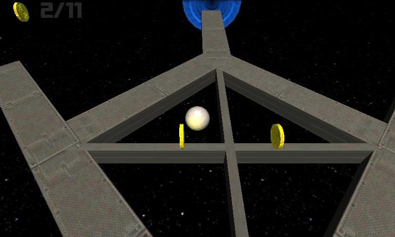 Roll a Ball - screenshot