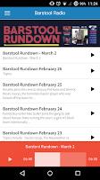 Screenshot of Barstool Sports