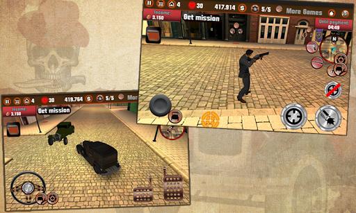 City of gangsters 3D: Mafia