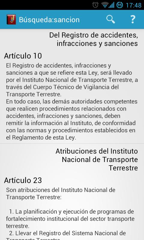 ley de transito en venezuela: