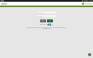 Screenshot of JDLink