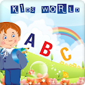 Kids World ABC Puzzle - Pros icon