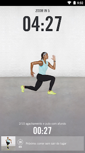 NIKE+ TRAINING CLUB- screenshot thumbnail