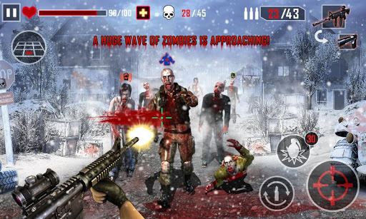 Zombie Killing - Call of Killers 2.6 app download 1