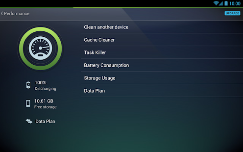 Tablet AntiVirus Security FREE- screenshot thumbnail