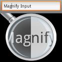 Magnify Keyboard Input logo