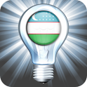 Uzbekistan Flashlight icon