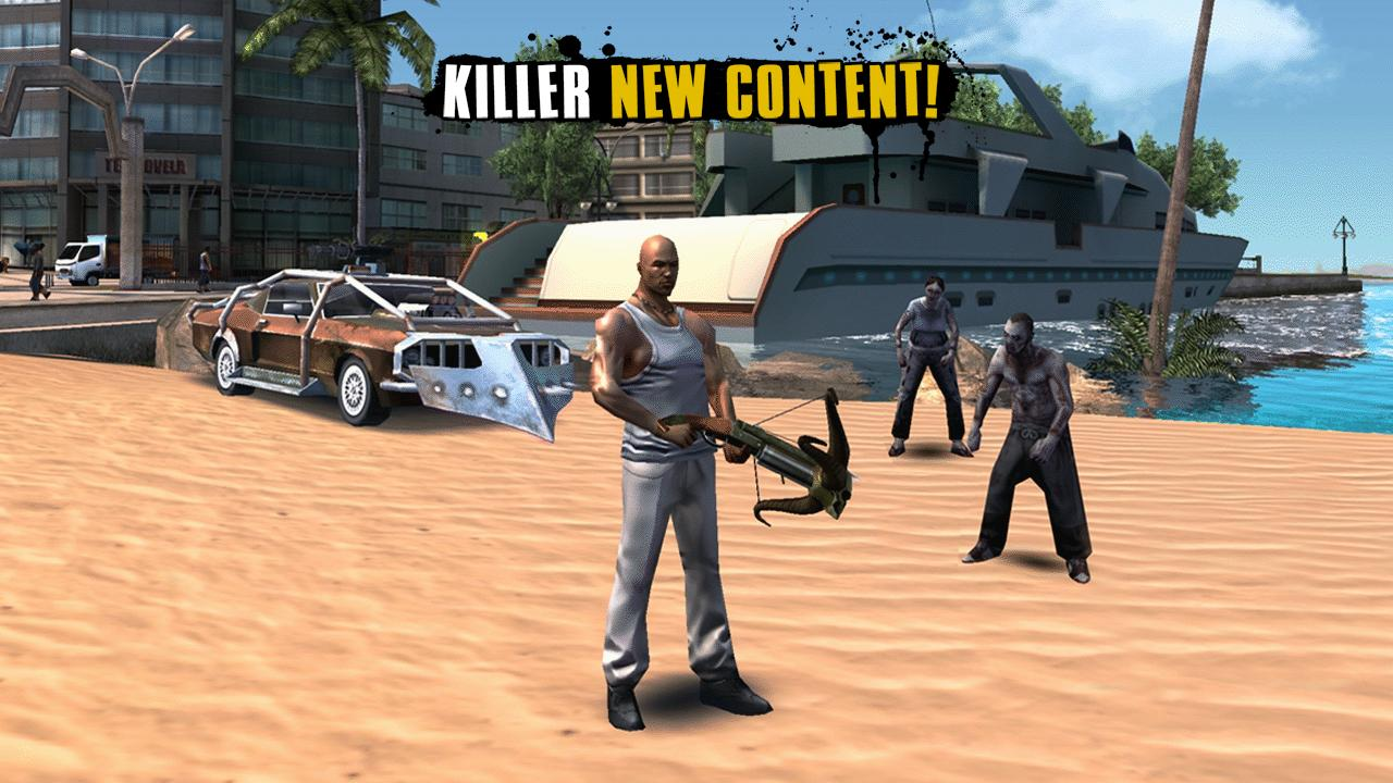 Gangstar Rio: City of Saints screenshot #2