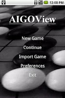 Screenshot of AIGOView