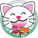 Sushicat - A Sushi Cat Game icon