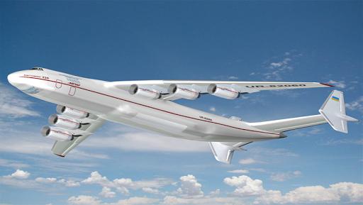 Flight: Cargo Airliner Antonov