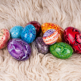 Easter eggs by Renata Horáková - Artistic Objects Other Objects ( easter, eggs )