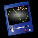 モスキート音・聴覚・耳年齢・正弦波出力~音の高さ計測(無料) icon
