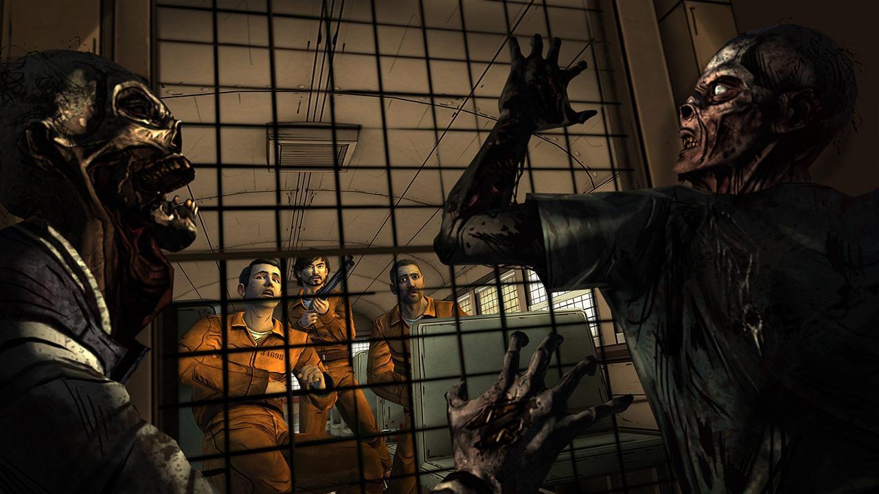 The Walking Dead: Season One screenshot #16