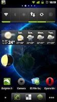 Screenshot of Moon Battery