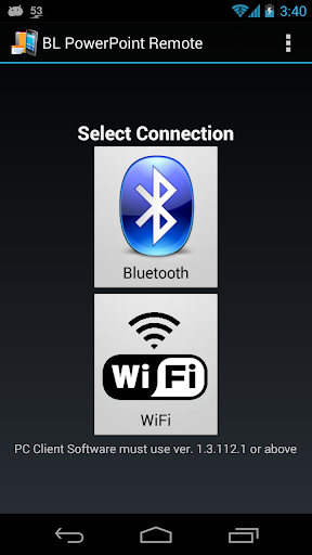 BL PowerPoint 遠端遙控 - 免費