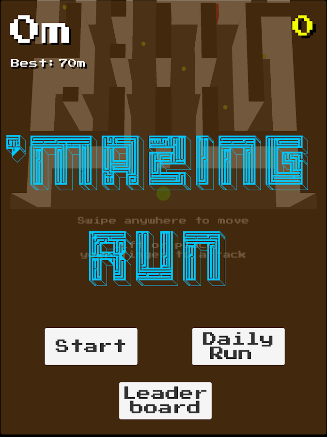 Mazing Run- screenshot