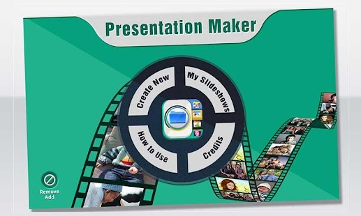 Presentation Maker Screenshot